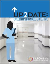 Up2Date: Credentialing Made Effective