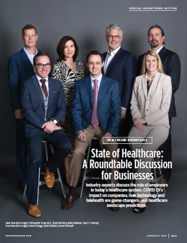 State of Healthcare: A Roundtable Discussion - D Magazine
