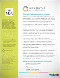 General & Professional Liability Insurance